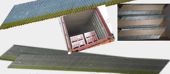 High quality Galvanized aluminum roofing nails